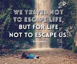 travelescapequote